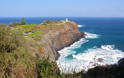 Kilauea Point LIghthouse.