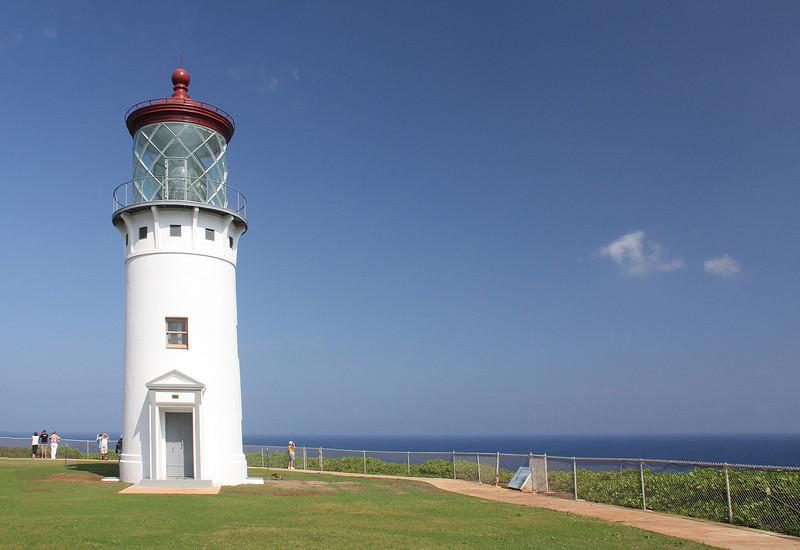 Kilauea Point Lighthouse.