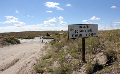 Chaco Canyon is remote, and access includes a lot of dirt roads that are not always passable.