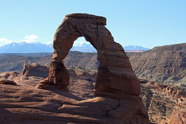 Arches National Park - Delicate Arch & Fiery Furnace