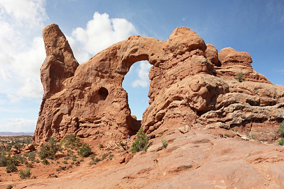 Turret Arch.  Again, for scale, find the person at the bottom of the arch.