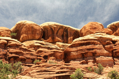 Rocks and Sky ... there's plenty of both out there.