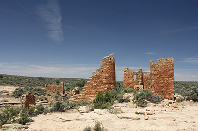 Hovenweep Castle.