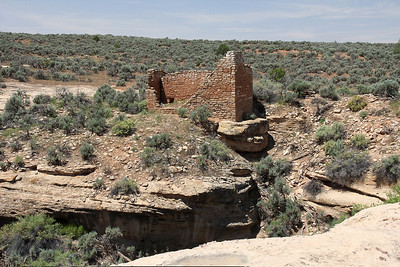 Hovenweep House.