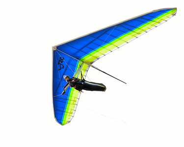 Fort Funston Hang Gliding