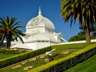 Golden Gate Park Observatory