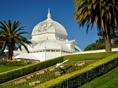 Golden Gate Park Observatory