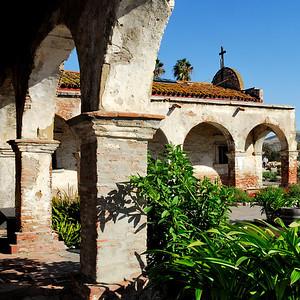 Mission San Juan Capistrano, California 1