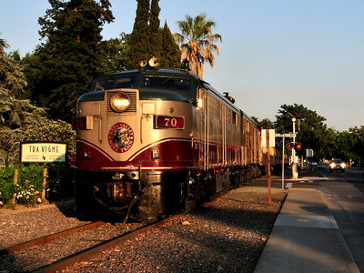 Wine Train -, Napa Valley