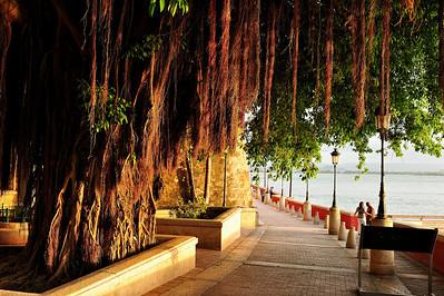 Promenade, Old Town San Juan