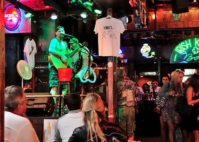 Key West Bar Scene