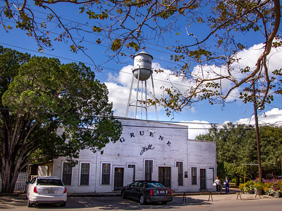 Claimed to be Texas' oldest dance hall