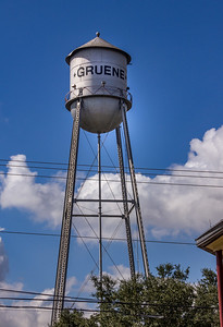 Gruene & New Braunfels, Texas - Oct 2016