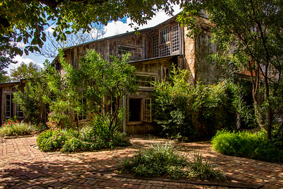 Gristmill River Restaurant - formerly an 1870's cotton gin