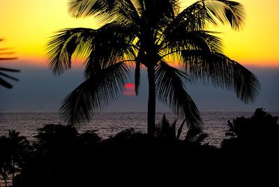 Waikoloa Sunset - M