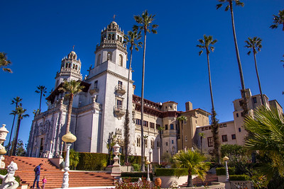 Hearst Castle - March 11 & 12, 2017