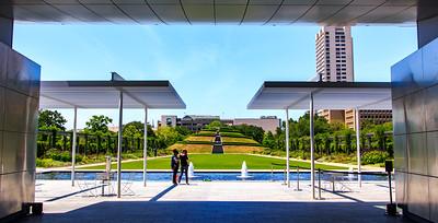 Houston - Centennial Park - April 2018