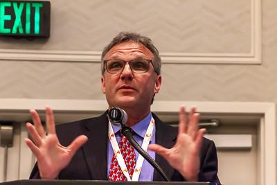 LHAT President/CEO Ken Stein