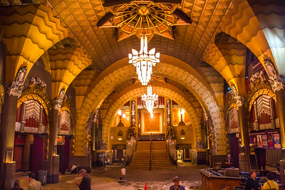 Los Angeles  - League of Historic Am Theatres - July 2017