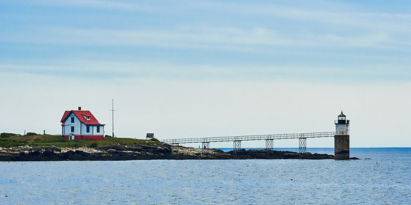 Ram Island Lighthouse, Boothbay