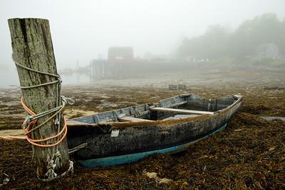 Fishing Boat--past tense
