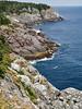 Monhegan Island, Cliffs at Whitehead
