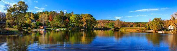 New England Fall Foliage - Berkshires - Oct 2017