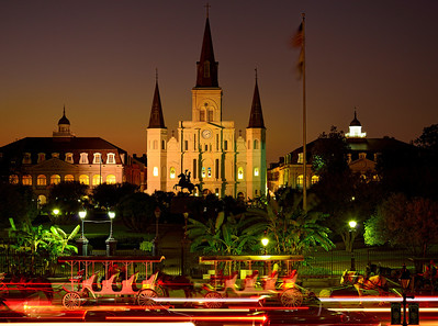 St. Louis Cathedral New Orleans,