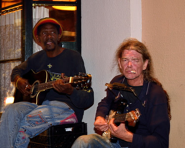 French Quarter Street Musicians