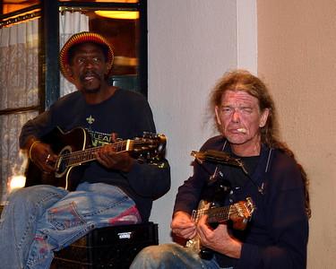 French Quarter Street Musicians