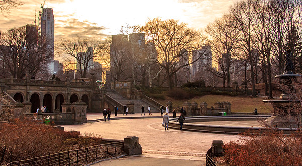 NYC - Central Park - Feb 2018