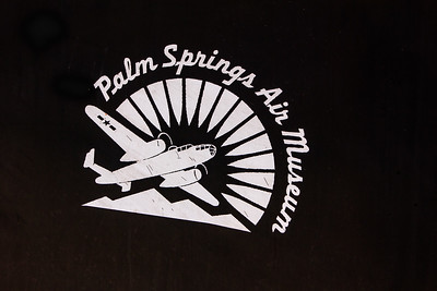 Palm Springs Air Museum - July 11, 2017