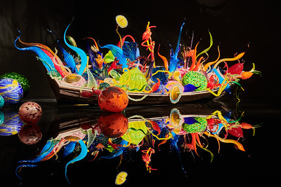 Chihuly Garden and Glass, Seattle Center 2