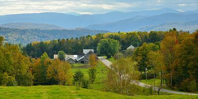 Farm Scenic--Near Stowe