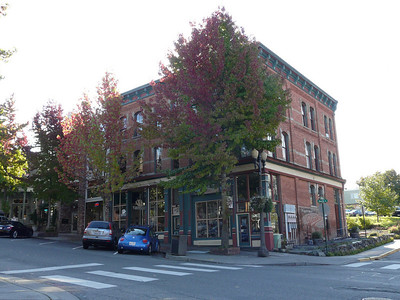 Fairhaven Historic District- Bellingham Washington