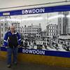 Tom at Bowdoin station