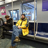 Jim on the T