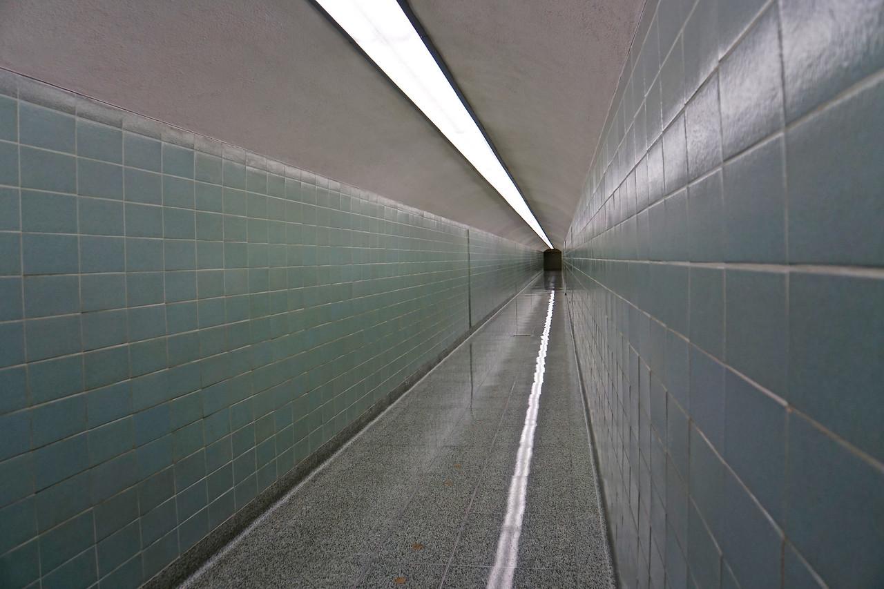 Shasta Dam Hallway