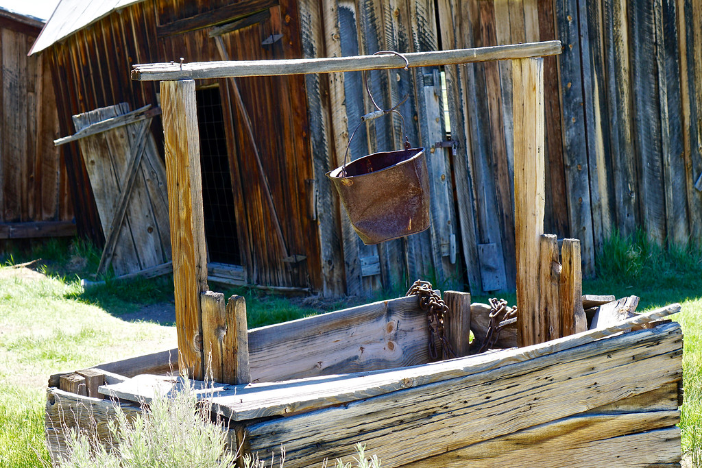 Bodie Water Well