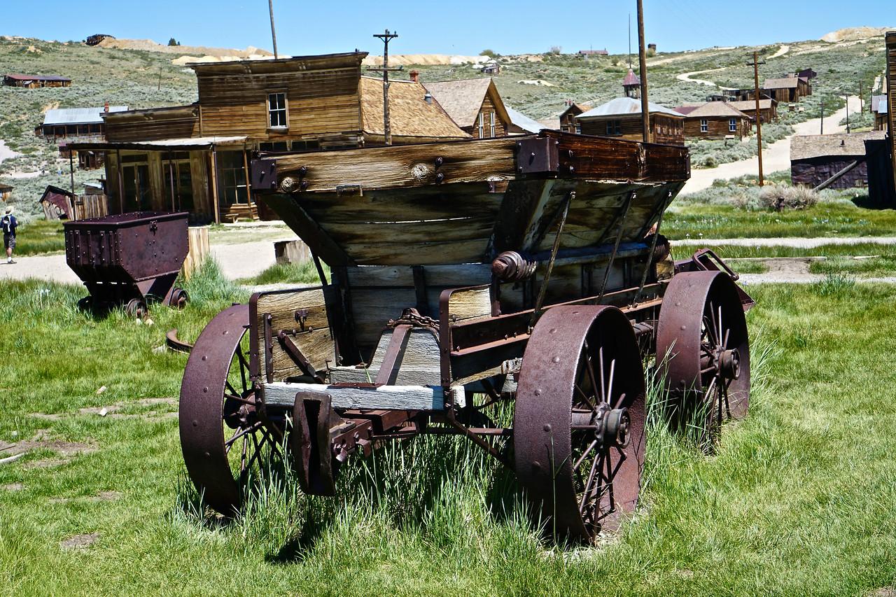 Bodie Ore Cart