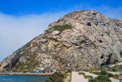 Moro Bay Rock