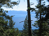2007 Tahoe 212 Lake Tahoe view from Mt Rose Highway on the way down