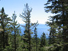 2007 Tahoe 209 Lake Tahoe view from Mt Rose Highway on the way down