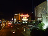 Strip with Excalibur, Luxor and Mandalay Bay on right