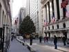 001 Stock Exchange on Wall Street