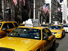 020 cabs on Fifth Ave