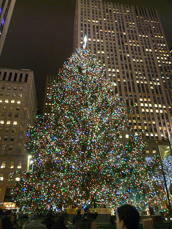 2012 New York City Christmas Week