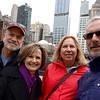 911 Memorial Fountain Selfie