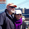 Brooklyn Bridge - Joel and Jane Candid Photo