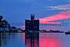 Det PINK dawn skyline kk_018p